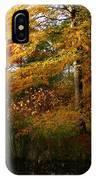 Thoreau's Splendour IPhone Case