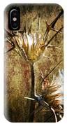 Thorns IPhone Case