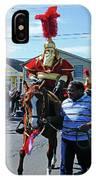 Thoth Parade Rider IPhone Case