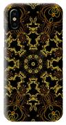 Threads Of Gold And Plaits Of Silver IPhone Case