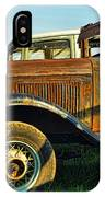 Three Old Fords IPhone Case