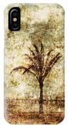 Three Palms 6-2 IPhone Case