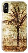 Three Palms 6 IPhone Case