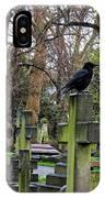 Three Ravens IPhone Case