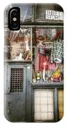 Thrift Store Shop IPhone Case