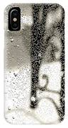 Through The Raindrops IPhone Case