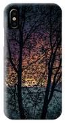 Through The Tree IPhone Case