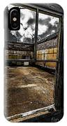 Through The Window IPhone Case
