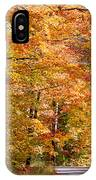 Through The Woods By D. Perry Lawrence IPhone Case