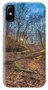 Thru The Woods IPhone Case