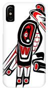 Thunderbird Totem IPhone Case