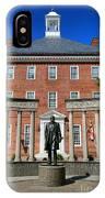 Thurgood Marshall Memorial IPhone X Case
