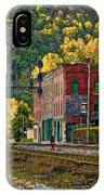 Thurmond Wv IPhone Case