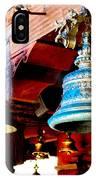 Tibetan Bells IPhone Case