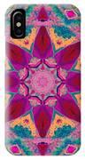 Tibetan Rose IPhone Case