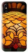 Tiffany Lamp IPhone Case