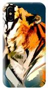 Tiger 002 IPhone Case