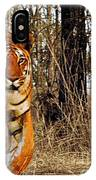 Tiger 1 IPhone Case