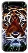 Tiger Abstact Art IPhone Case