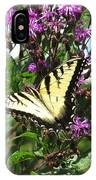 Tiger Butterfly IPhone Case