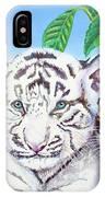 Tiger Cubs IPhone Case