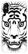 Tiger Head IPhone Case
