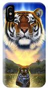 Tiger Of The Lake IPhone Case