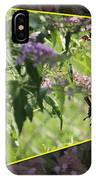 Tiger Swallowtail Oob-featured In Beautycaptured-oof-harmony And Happiness IPhone Case