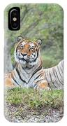 Tiger Time IPhone Case