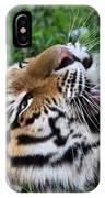 Tiger Tongue IPhone Case