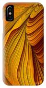 Tiger's Eye IPhone Case