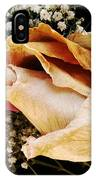 Tightly Wrapped Petals IPhone X Case