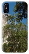 Tikal Pyramid 4a IPhone Case