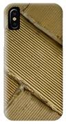 Tiled Tunnel Wall IPhone Case