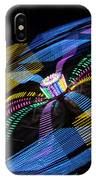 Tilt A Whirl IPhone Case