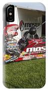 Tim Irwin Dragster IPhone Case