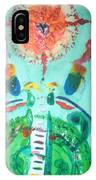 Time For Transformation IPhone Case
