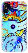 Time In Abstract 20130605 Long IPhone Case