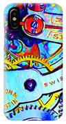 Time In Abstract 20130605 IPhone Case