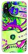 Time In Abstract 20130605m108 IPhone Case