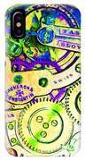 Time In Abstract 20130605m144 Square IPhone Case