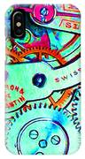 Time In Abstract 20130605m36 Long IPhone Case