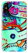 Time In Abstract 20130605m36 IPhone Case