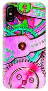 Time In Abstract 20130605p108 Long IPhone Case
