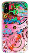 Time In Abstract 20130605p144 Square IPhone Case