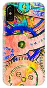 Time In Abstract 20130605p180 Long IPhone Case
