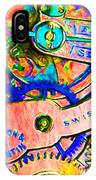 Time In Abstract 20130605p180 IPhone Case