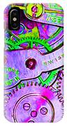 Time In Abstract 20130605p72 Long IPhone Case