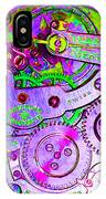 Time In Abstract 20130605p72 Square IPhone Case