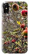 Time To Pick The Apples IPhone X Case